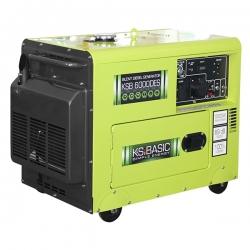 Дизельный генератор Konner&Sohnen KSB 6000DES ATSR «BASIC»