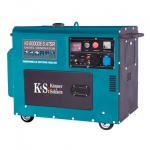 Дизельный генератор Konner&Sohnen KS 8000DE S ATSR