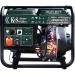 Дизельный генератор Konner&Sohnen KS 9000HDE-1/3 «HEAVY DUTY»
