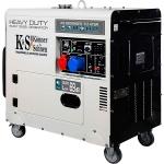 Дизельный генератор Konner&Sohnen KS 8200HDES-1/3 ATSR
