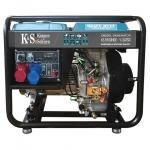 Дизельный генератор Konner&Sohnen KS 9100HDE-1/3 ATSR «HEAVY DUTY»