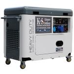 Дизельный генератор Konner&Sohnen KS 9200HDE ATSR «HEAVY DUTY»