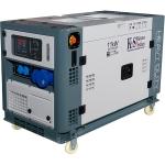 Дизельный генератор Konner&Sohnen KS 14-2DE ATSR