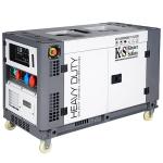 Дизельный генератор Konner&Sohnen KS 14200HDES 1/3 ATSR