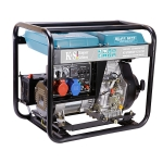 Дизельный генератор Konner&Sohnen KS 8102HDE-1/3 ATSR