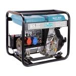 Дизельный генератор Konner&Sohnen KS 9102HDE-1/3 ATSR