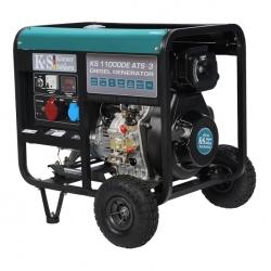 Дизельный генератор Konner&Sohnen KS 11000DE ATS-3