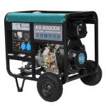 Дизельный генератор Konner&Sohnen KS 8000DE