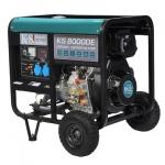 Дизельный генератор Konner&Sohnen KS 8000DE ATS