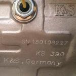 Бензиновый генератор Konner&Sohnen KS 2800