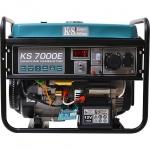 Бензиновый генератор Konner&Sohnen KS 7000E