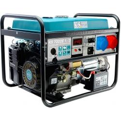 Бензиновый генератор Konner&Sohnen KS 7000E 1/3