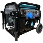 Инверторный генератор Konner&Sohnen KS 7100iE G-PROFI (ГАЗ / БЕНЗИН)