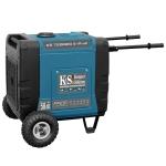 Инверторный генератор Konner&Sohnen KS 7200iEG S-PROFI (ГАЗ / БЕНЗИН)