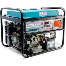 Бензиновый генератор Konner&Sohnen KS 7000E ATS-3