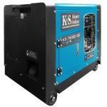 Бензиновый генератор Konner&Sohnen KS 7500E SS