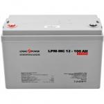 Аккумулятор мультигелевый LogicPower AGM LPM-MG 12-100AH