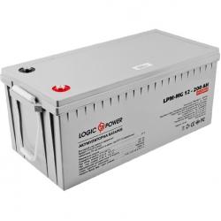 Аккумулятор глубокого разряда LogicPower AGM LPM-MG 12 - 200 AH