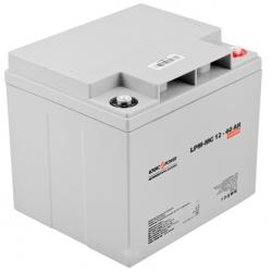Аккумулятор глубокого разряда LogicPower AGM LPM-MG 12 - 40 AH