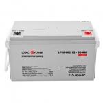 Аккумулятор глубокого разряда LogicPower AGM LPM-MG 12 - 80 AH