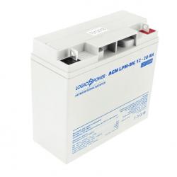 Аккумулятор глубокого разряда LogicPower AGM LPM-MG 12 - 20 AH