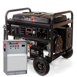 Бензиновый генератор MATARI BS9000E ATS