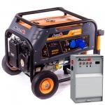 Бензиновый генератор MATARI MP8900-ATS