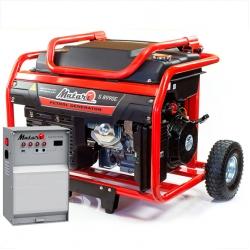 Бензиновый генератор MATARI S8990E ATS