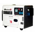 Дизельный генератор MATARI 5GF-LDED(ATS)`