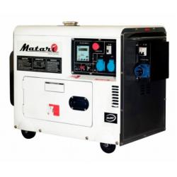 Дизельный генератор MATARI 5GF-LDED(ATS)