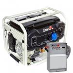 Бензиновый генератор MATARI MX11000E-ATS