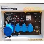 Дизельный генератор NiK DG10000 (TM12000LDE)