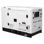 Дизельный генератор NiK DG 165