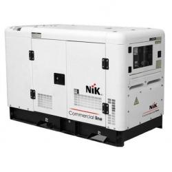 Дизельный генератор NiK DG 27