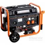 Бензиновый генератор NiK PG 5500