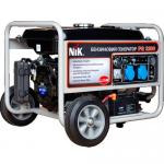 Бензиновый генератор NiK PG 2200