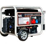 Бензиновый генератор NiK PG 3800