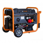 Бензиновый генератор NiK PG 6300 NEW
