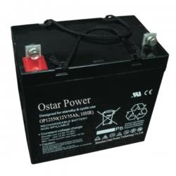 Аккумулятор глубокого разряда для ИБП OSTAR OP12550