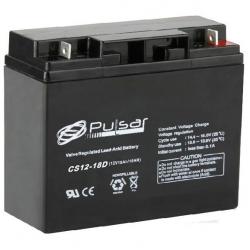 Аккумулятор глубокого разряда для ИБП PULSAR CS12-18D
