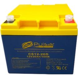 Аккумулятор глубокого разряда для ИБП PULSAR CS12-26D