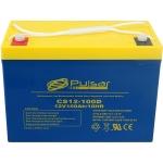 Аккумулятор глубокого разряда для ИБП PULSAR CS12-100D