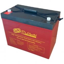 Температуроустойчивая гелевая АКБ PULSAR HTL12-150