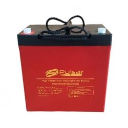 Температуроустойчивая гелевая АКБ PULSAR HTL12-35