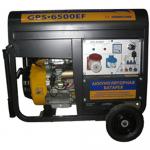 Бензиновый генератор Sadko GPS-6500EF