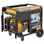 Бензиновый генератор Sadko GPS-8000Е