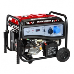 Бензиновый генератор SENCI SC10000-E