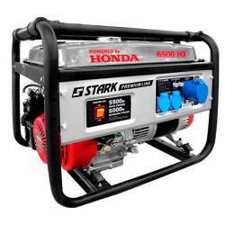 Бензиновый генератор STARK 6500LEHX