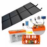 Портативная солнечная станция Weekender SUN120-100