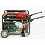 Бензиновый генератор WEIMA WM7000E ATS